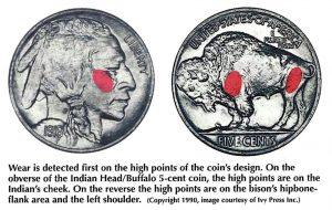 Buffalo Nickel Design