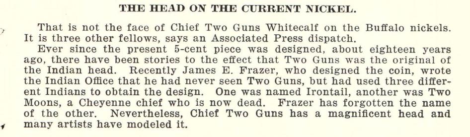 The Numismatist 1931