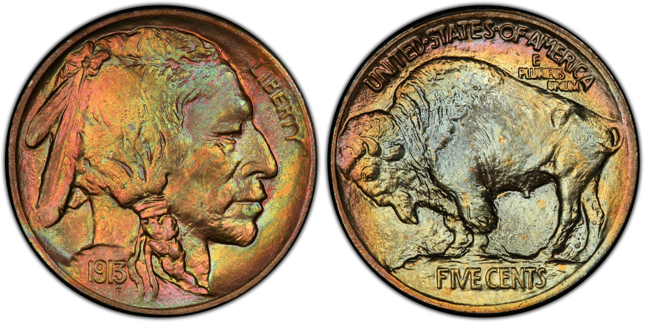 1913 Type 1 from PCGS