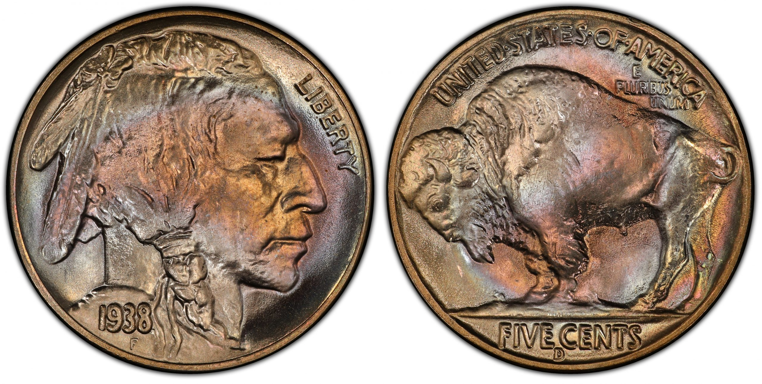 1938-D/D from PCGS